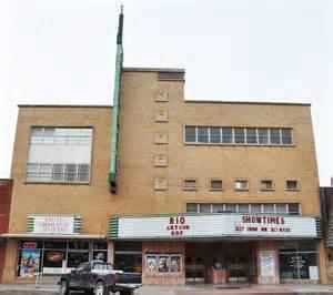 Rialto Theater, Alva, OK