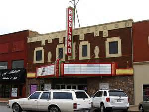 Redland Theater, Clinton, OK