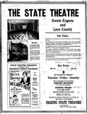 July 4th, 1929 grand opening ad as State