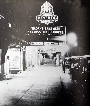 Arcade Theater