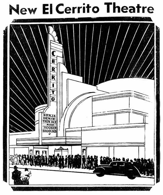 Cerrito Theatre