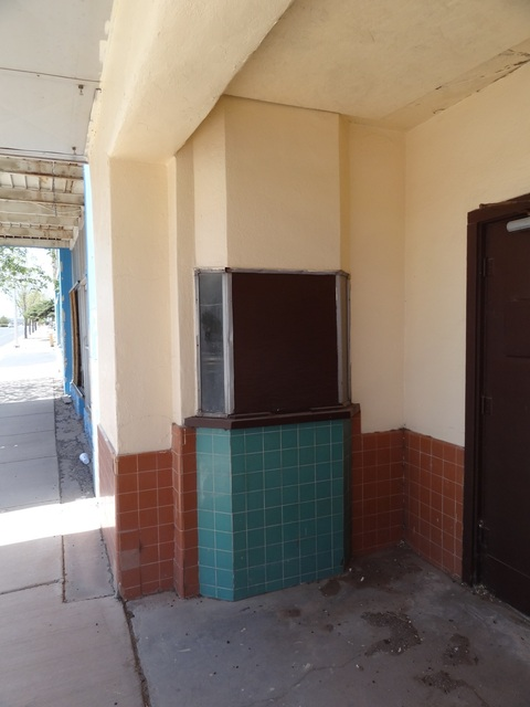 Lux ticket booth
