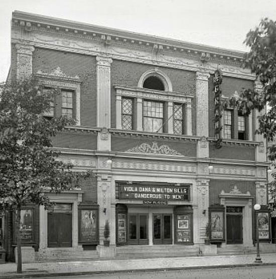 Capitol Hill Theatre