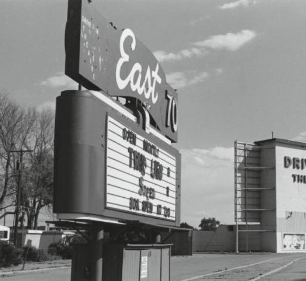 70mm East Drive-In