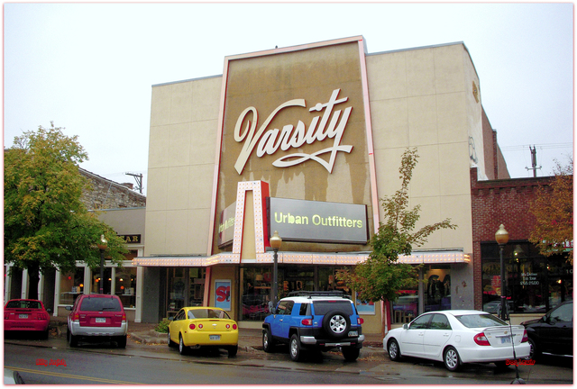 Varsity Theater© Lawrence KS / Billy Smith / Don Lewis