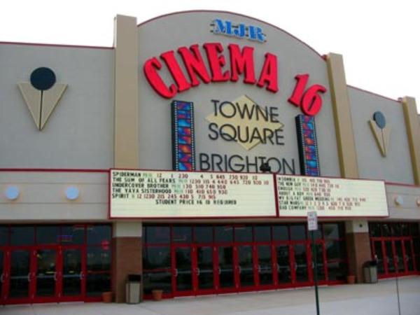 MJR Brighton Towne Square Digital Cinema 20