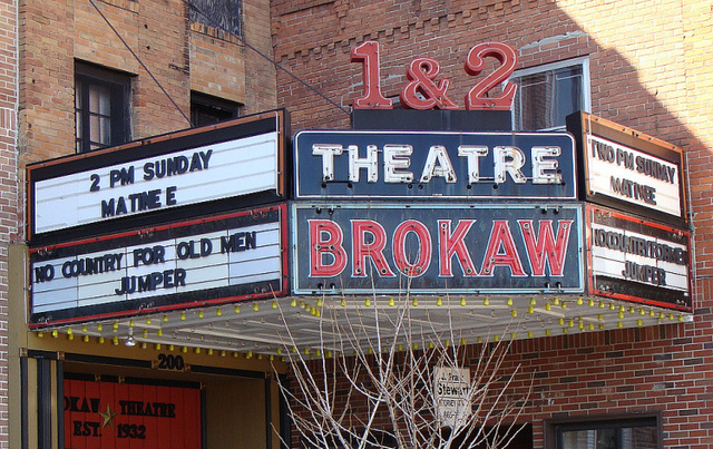 Brokaw 1 & 2 Theaters
