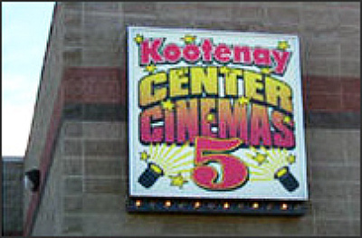Kootenay Center Cinemas