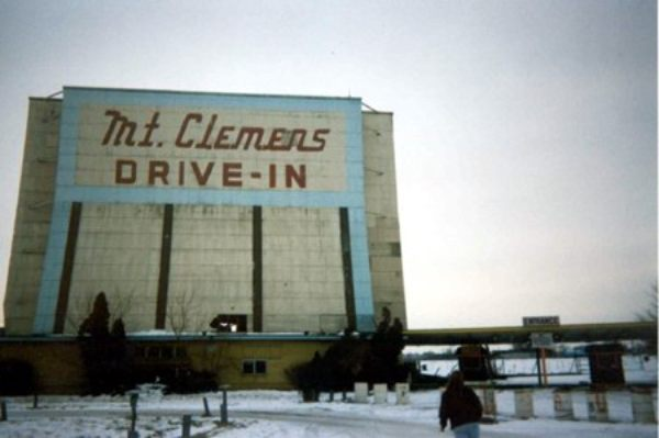 Mt. Clemens Drive-In