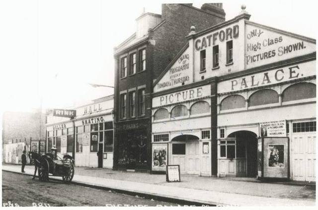 Catford Picture Palace, Sangley Road, Catford