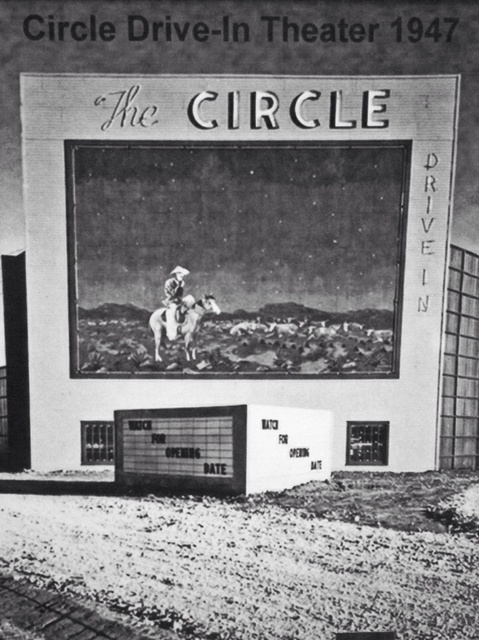 Circle Drive In Theater