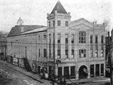 Grand Opera House, Muscatine, Iowa, ca. 1910