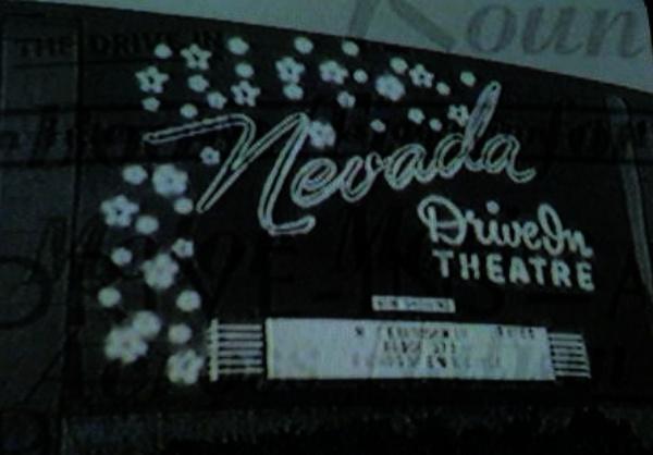 Nevada Drive-In