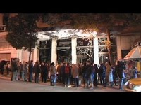 2012 Gathering to mourn loss of Athens Attikon cinema