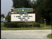Star Lite Drive-In Theatre, Winter Garden, Florida