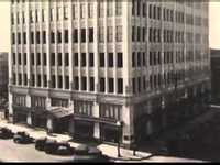 TULSA ART DECO HISTORY, includes movie palace footage