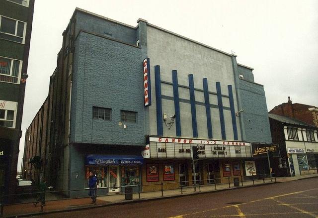 Cannon Bolton in Bolton, GB - Cinema Treasures