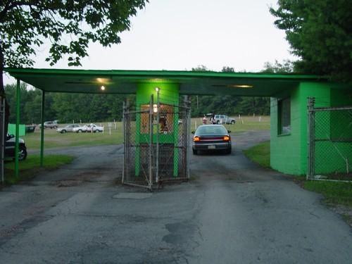 Bar-Ann Drive-In in Portage, PA - Cinema Treasures