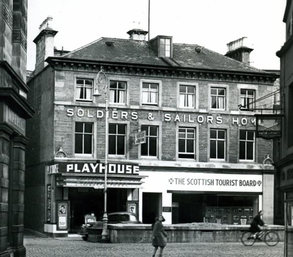 Playhouse Cinema in Inverness, GB - Cinema Treasures