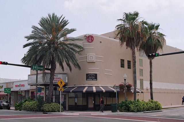 Normandy Theatre Miami Beach