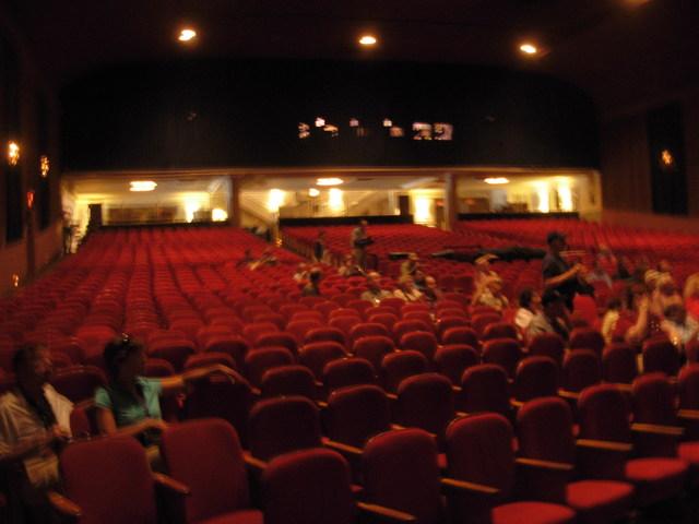 Keswick Theater Detailed Seating Chart Nice Houzz