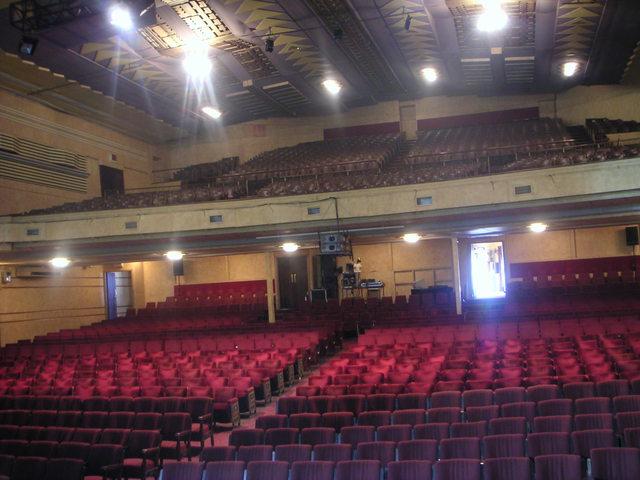 Enmore Theatre Seating Map Enmore Theatre in Sydney, AU   Cinema Treasures Enmore Theatre Seating Map