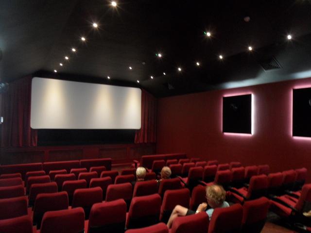 Red Carpet Cinema Cafe Bar Menu